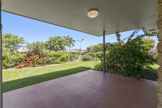Great private location, offering a lovely garden outlook