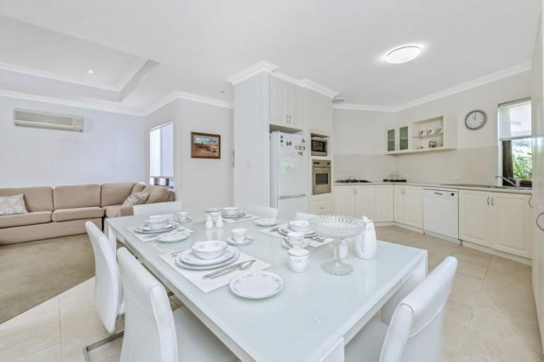 Over 55s Strata Villa in Small Complex