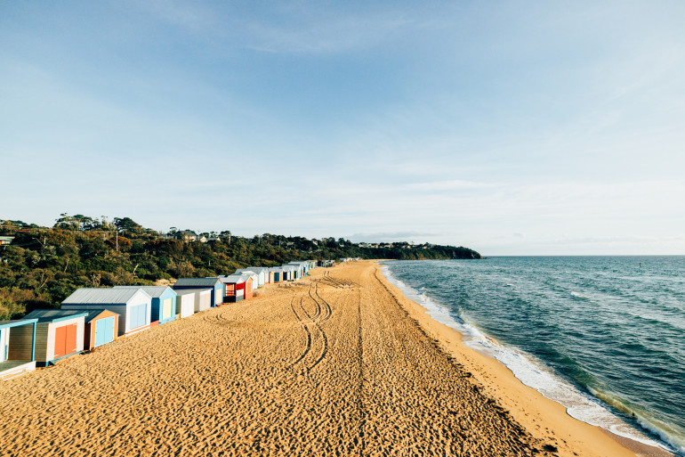 With its wild ocean beaches, boutique wineries and rolling hills, it's not hard to see why retirees are drawn to the Mornington Peninsula.