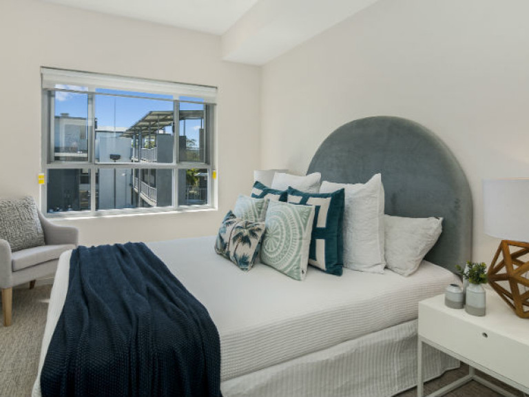 Resort style living within a vibrant community