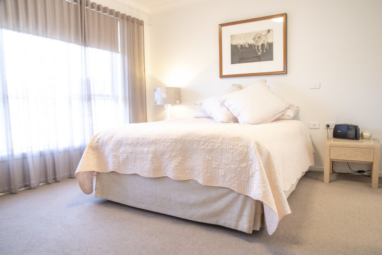 A modern 2 bedroom villa