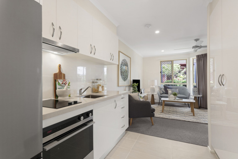 Private home with care, support and community