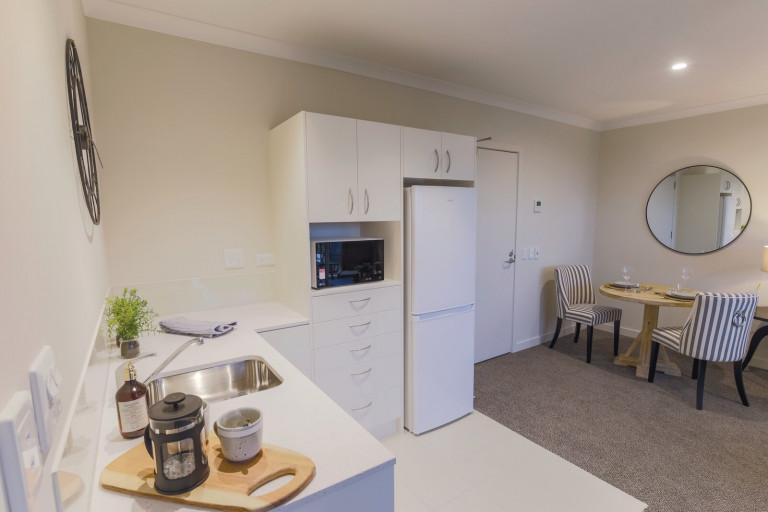 Nellie Melba Retirement Village Serviced Apartments