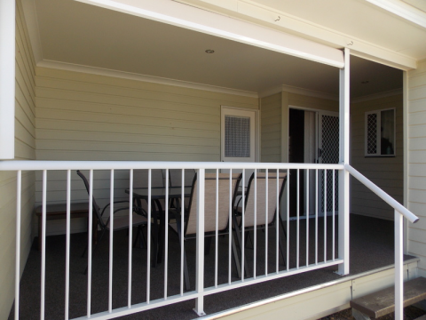 Gateway Lifestyle Over 50's Resort - located in North Rockhampton.
