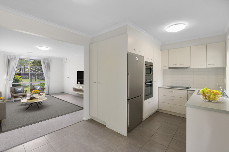 Live in the heart of Donvale Village