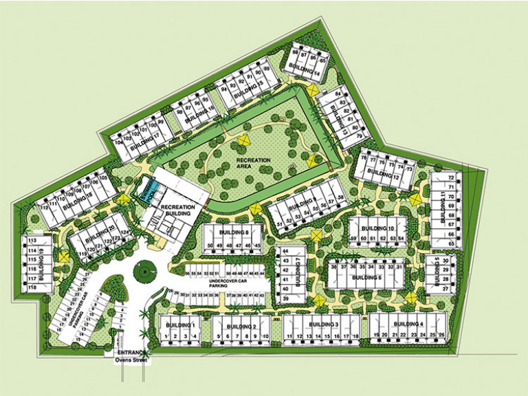 Liberty Villas - Rental Village