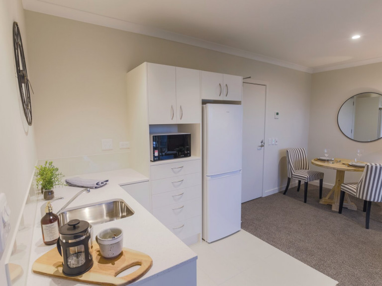 Weary Dunlop Retirement Village Serviced Apartment