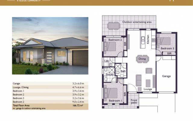 Type D villas