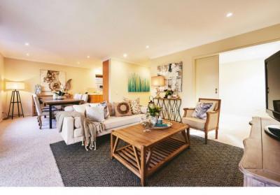 Spacious 2 Bedroom Apartments Set Among Stunning Gardens