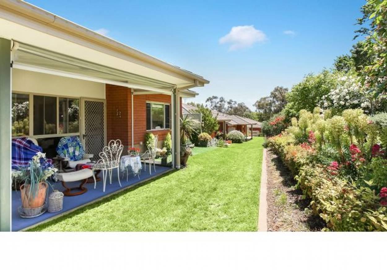 Ozanam Retirement Village 7 Boake Place - Garran 2605 Retirement Property for Sale