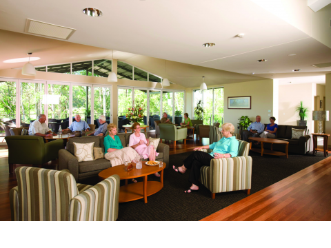 Feel right at home at Anglicare Glenhaven Green