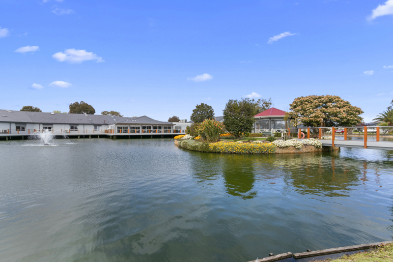 Make the move to a safe and secure Stockland community - Patterson Lakes Village