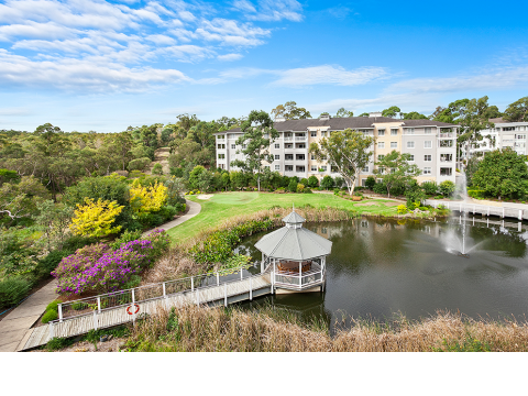 LDK's The Landings, Turramurra