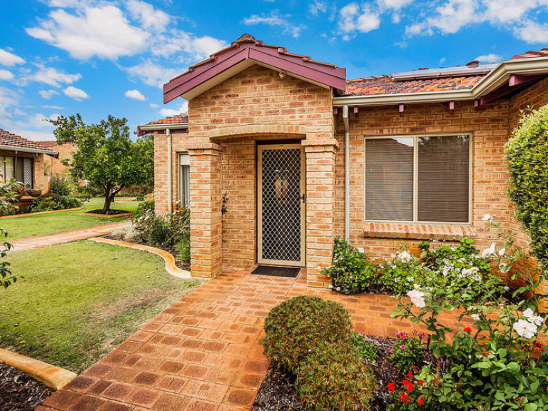 Rare opportunity to secure a large home with double garage and spacious rear courtyard.