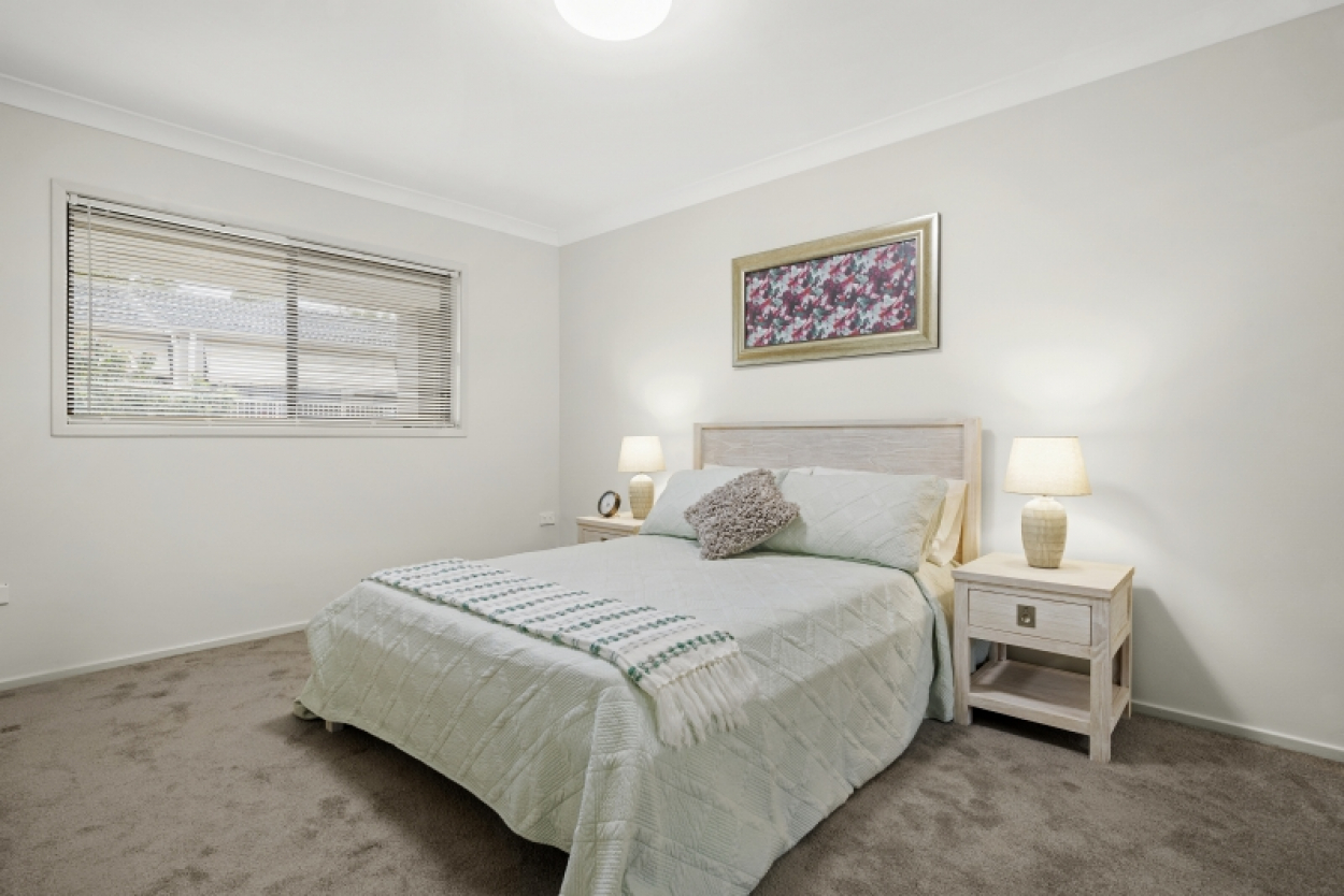 Unit 72, two-bedroom property 1 Village Way - Canton Beach 2263 Retirement Property for Sale