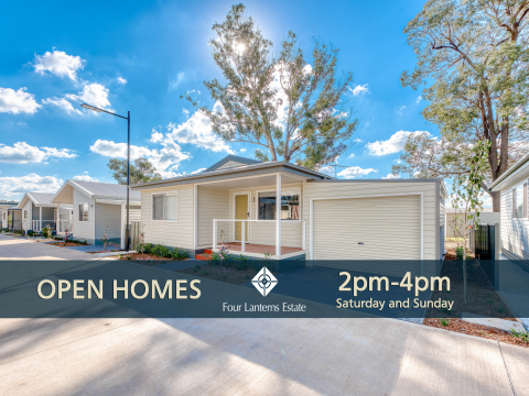 Open Homes This Weekend – Four Lanterns Estate