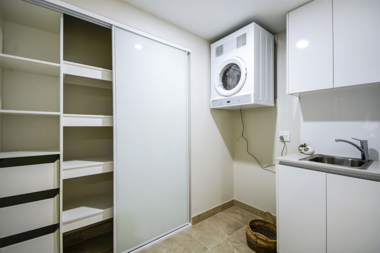 A spacious apartment with everything you need