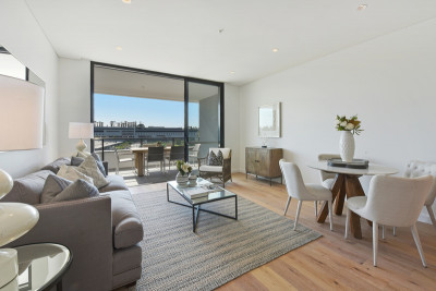 Stunning Independent Living apartment