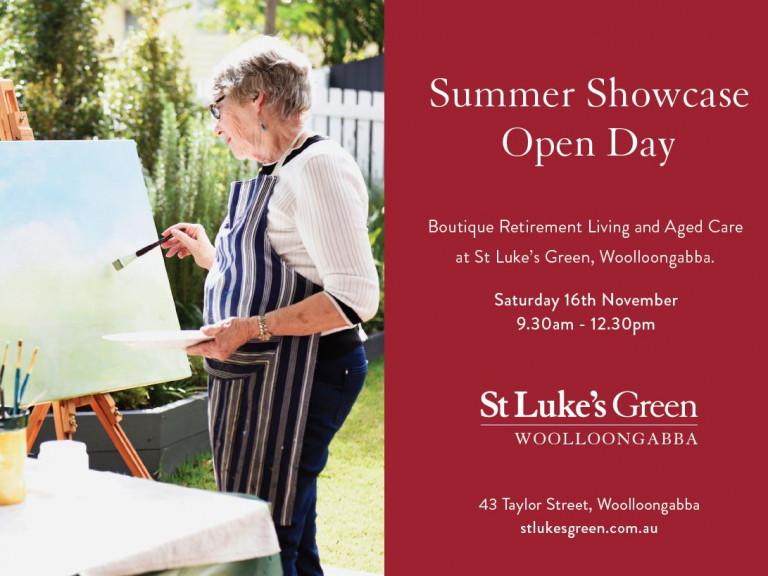 Summer Showcase Open Day at St Luke's Green