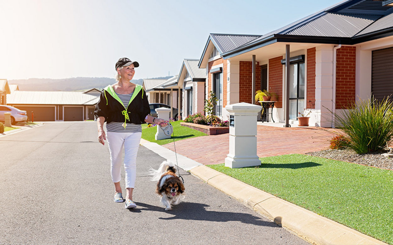 Villa 12E - the Excelsior Grove - Living Choice Woodcroft