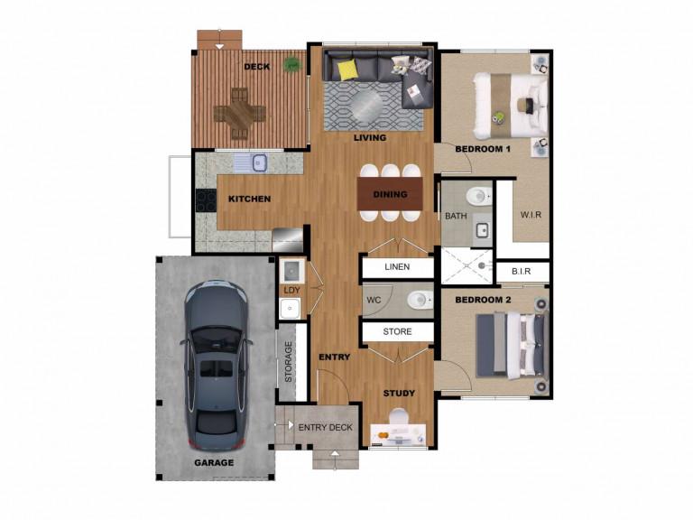 Residence 49 Kingfisher
