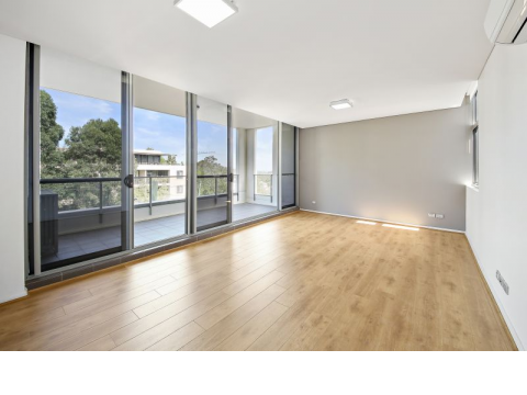 Modern and Spacious Two Bedroom Apartment
