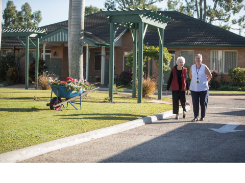 St Vincent's Care Services Enoggera