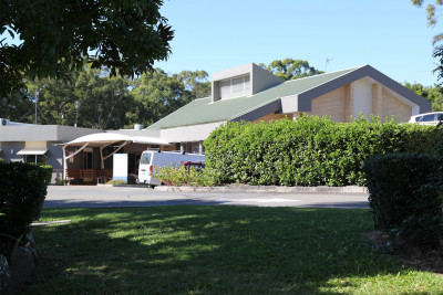 Churches of Christ Care Golden Age Aged Care Service