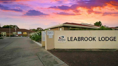 Feel at home at Aveo Leabrook Lodge!