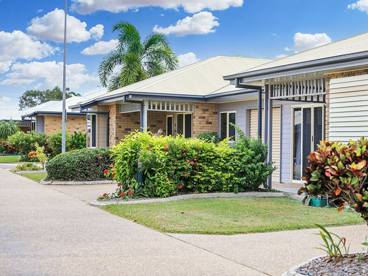 Churches of Christ in Qld St James Retirement Village 260 Fulham Road - Heatley 4814 Retirement Property for Sale