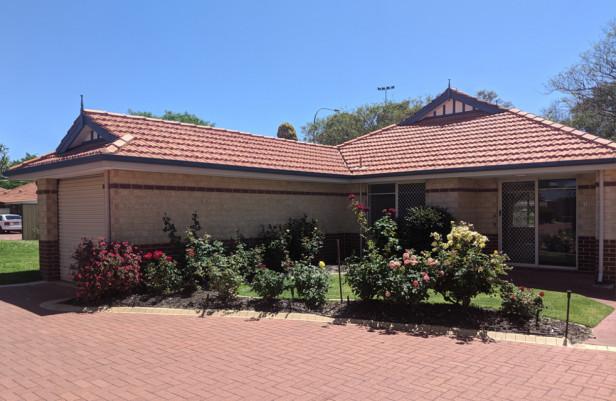 Amaroo Village - 2 Bedroom Villa with Front & Rear Gardens