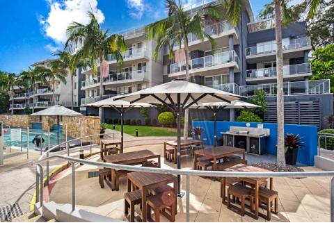 Resort Lifestyle Living at Aqua Mantra