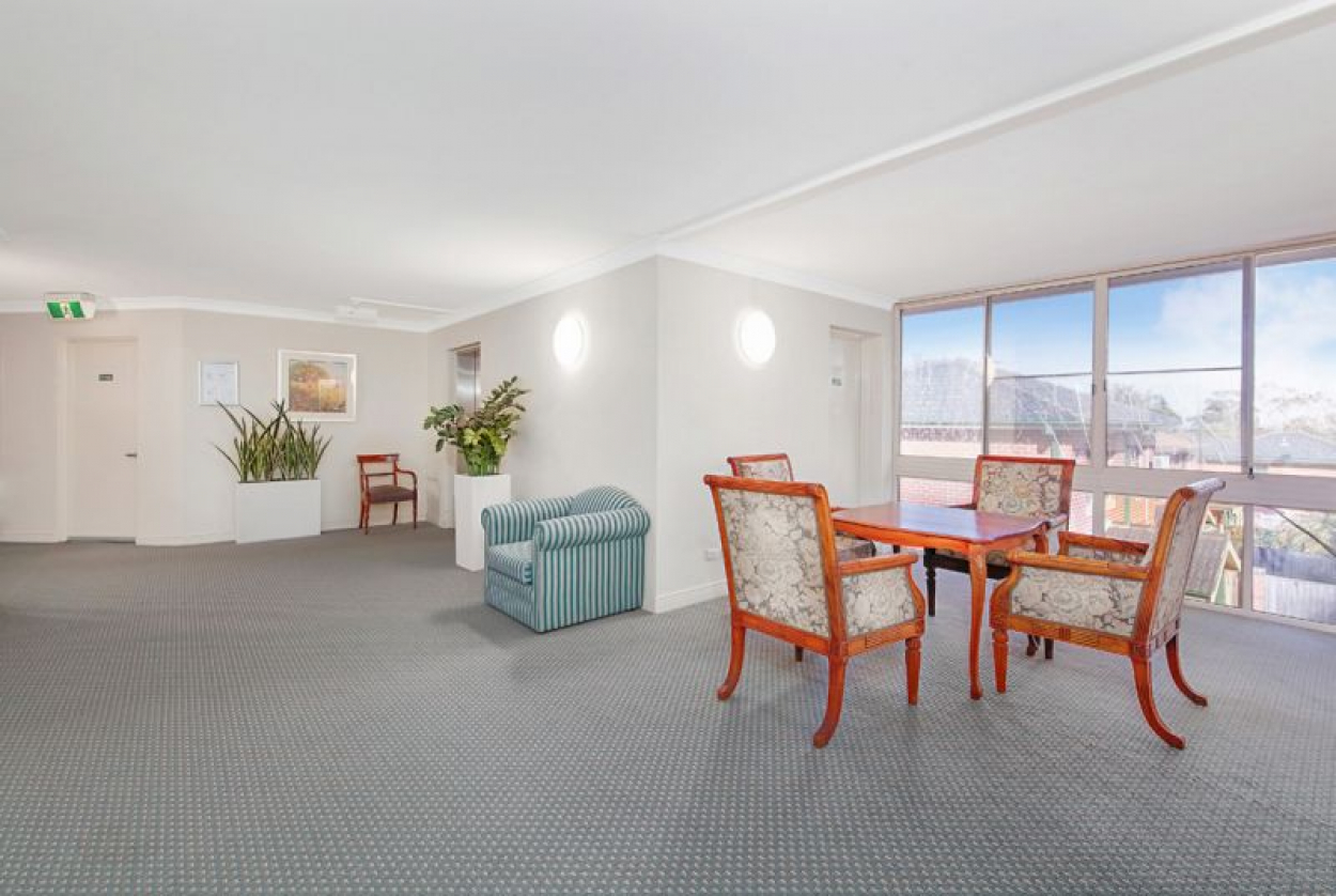 Great apartment ready to sell