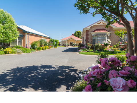 Experience the ultimate in deluxe retirement living in a premier living location
