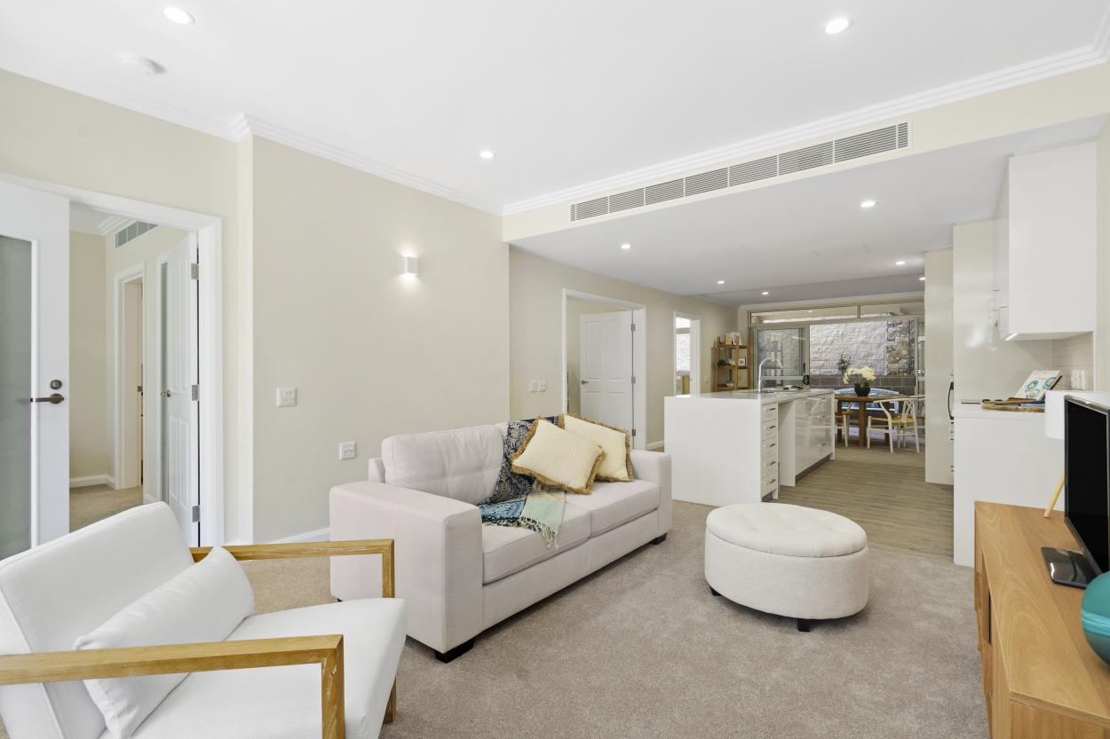 Labuan - 2 bedroom plus study villa 1015 Labuan - Narrabeen 2101 Retirement Property for Sale