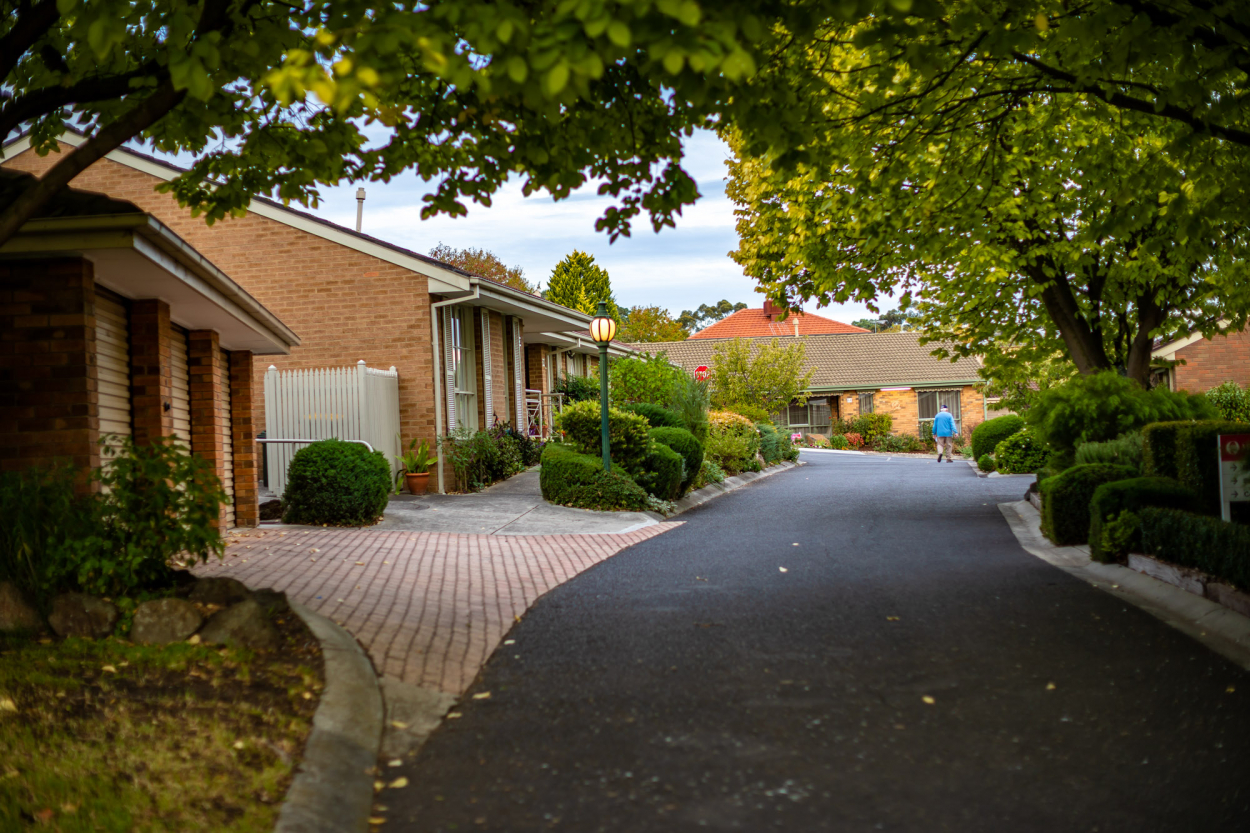 Viewbank Gardens  26-46 Rutherford Road - Viewbank 3084 Retirement Property for Sale