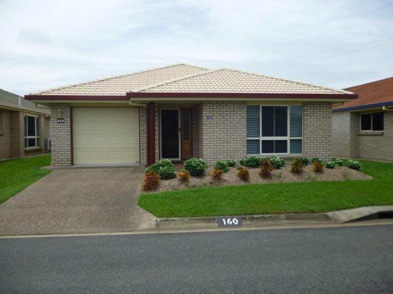 Freestanding Three Bedroom Home Carlyle Gardens