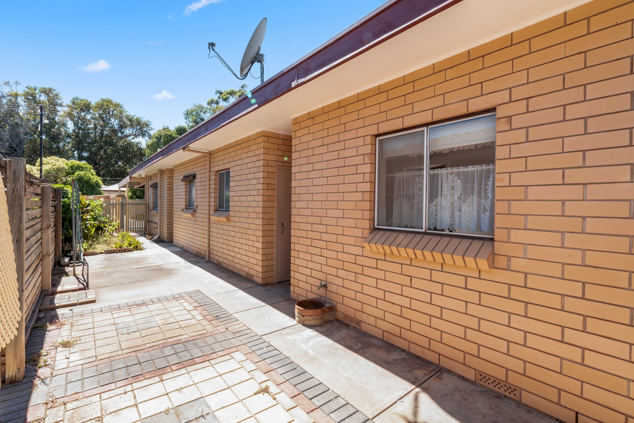 One Bedroom  Unit 3 - 2-7  Fotheringham Terrace - Gawler 5118 Retirement Property for Sale
