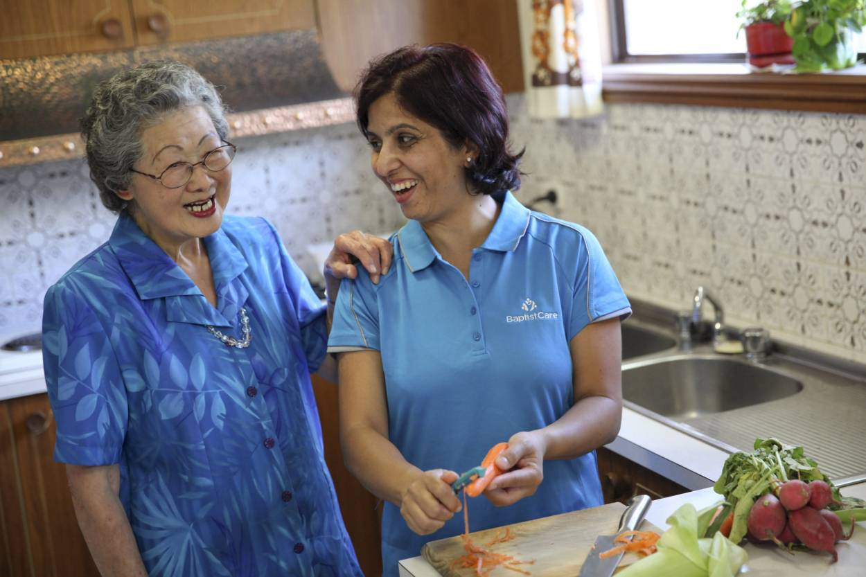 BaptistCare Home Services - Illawarra / Southern Highlands