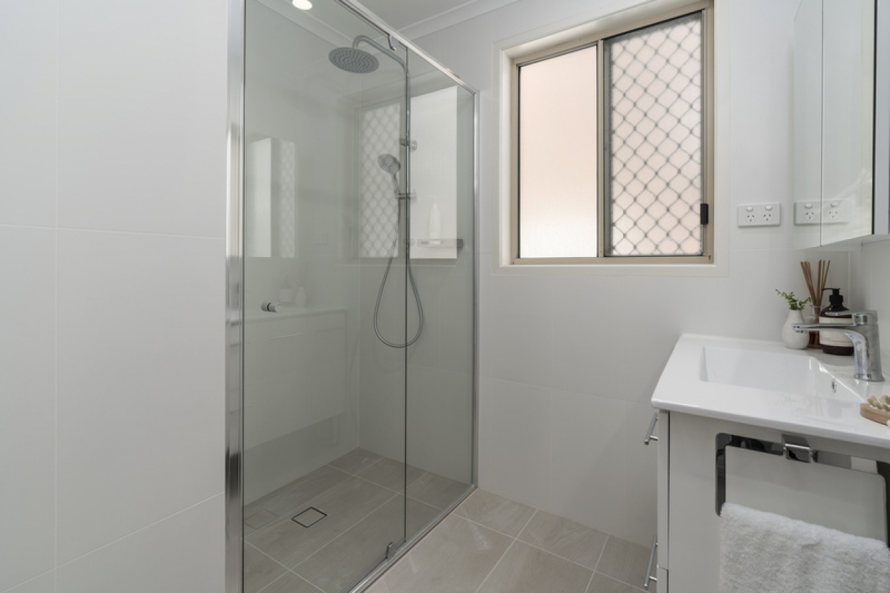 Modern two bedroom retirement villa