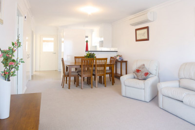 2 Bedroom.  Great buying value plus possibility of additional income support