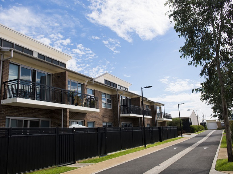 Anglicare Sydney - Contemporary 1-bed unit, Oran Park