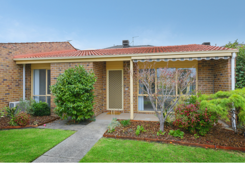 Surrounded by lovely gardens this spacious home is sure to impress