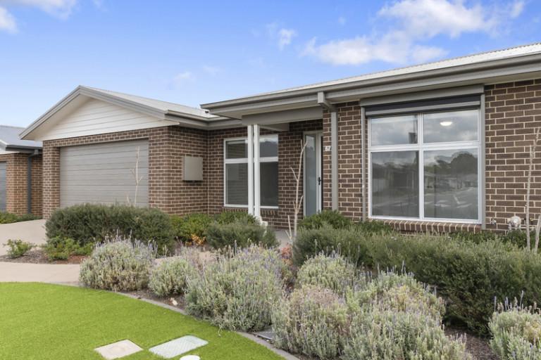 Very popular three bedroom, double garage design combination, fresh to market.
