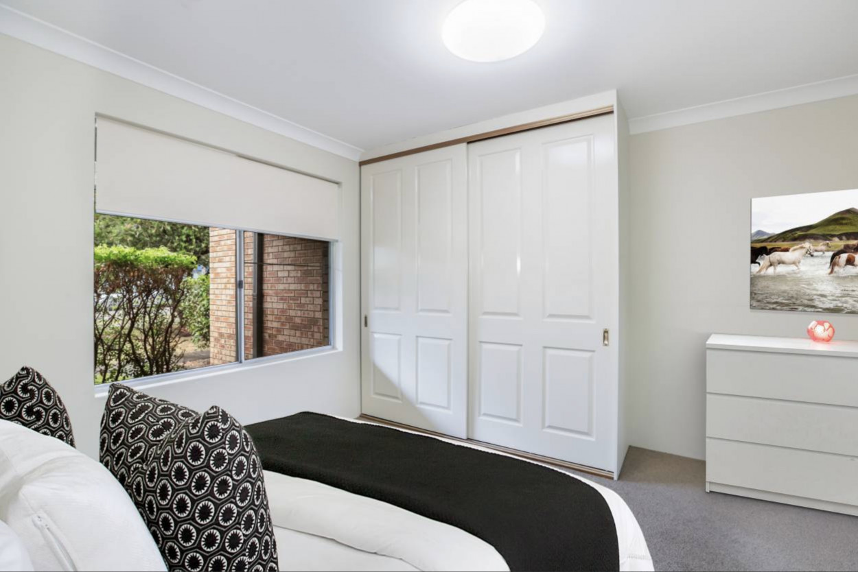 Centrally located village, close to Westmead and Parramatta