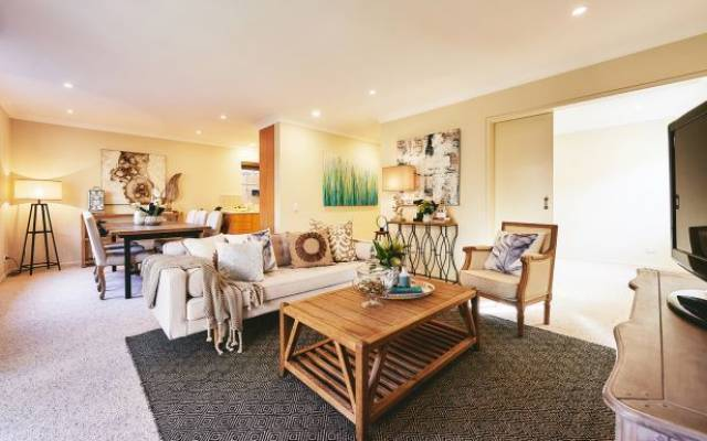 Spacious 2 Bedroom Apartments Set Among Stunning Gardens