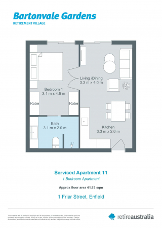 Independent Apartment style living now available!