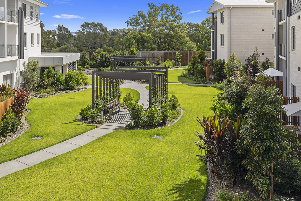 More than a retirement village 147 Oldfield Road - Sinnamon Park 4073 Downsizing Apartment for Sale