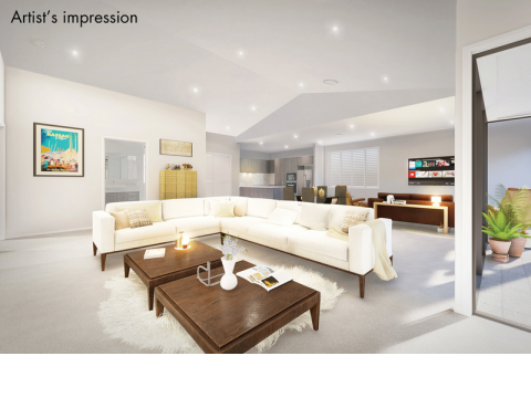 Stage 3 villas coming soon