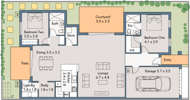 Unit 31, Point Cook Village